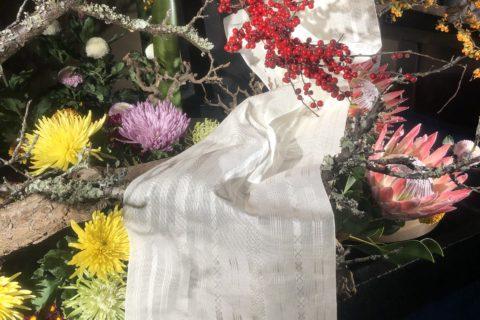 博多帯(黒木織物)